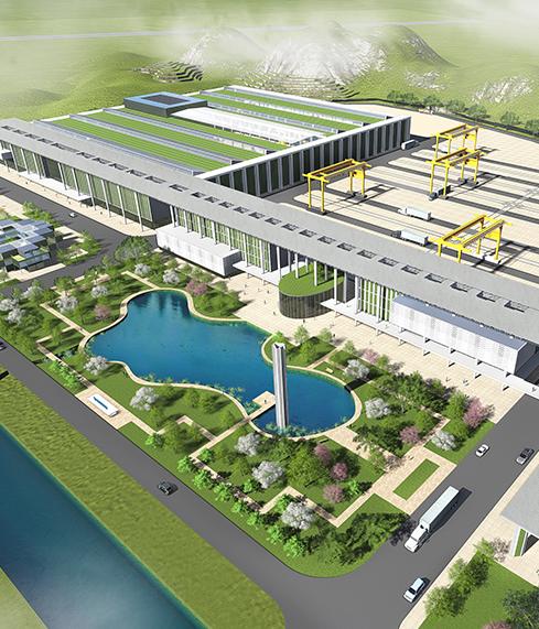 盛腾科技工业园